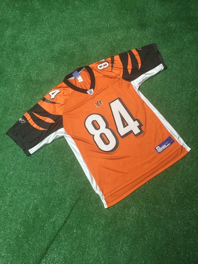 83549cb1 Vintage 2005 TJ Houshmandzadeh Cincinnati Bengals Jersey (Size Large)