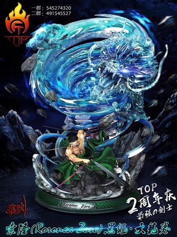 Image of [Pre-Order] One Piece Top Studio 2 Years Anniversary Zoro Resin Statue