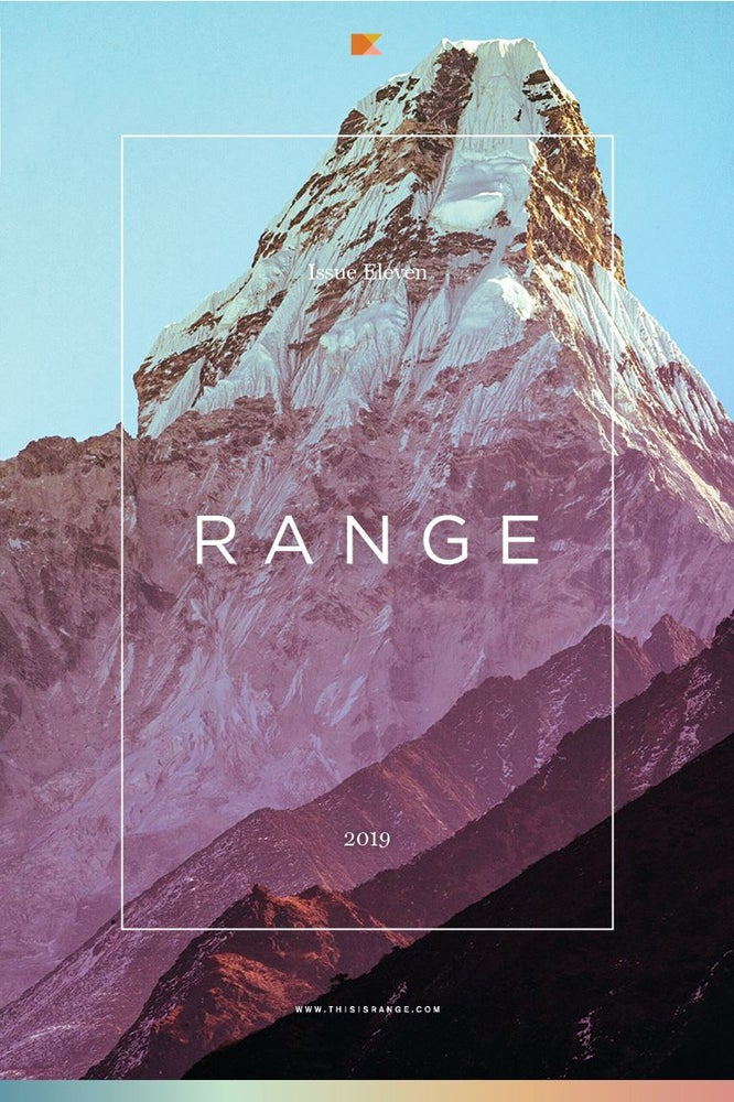 Image of RANGE Magazine Issue Eleven
