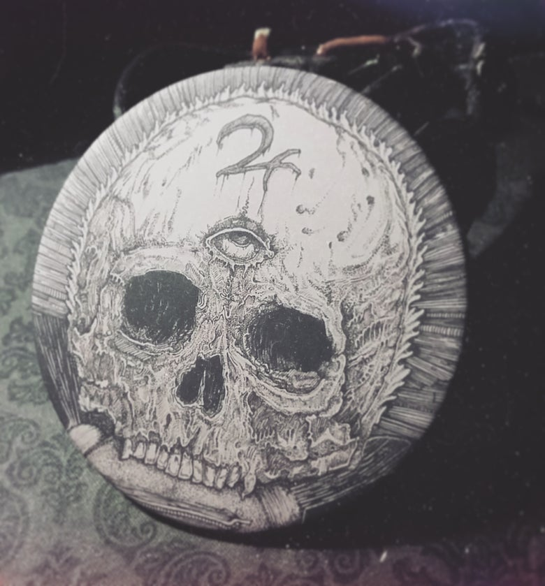 Image of Skull Coaster