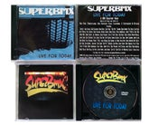 Image of SuperBmx Live For Today DVD
