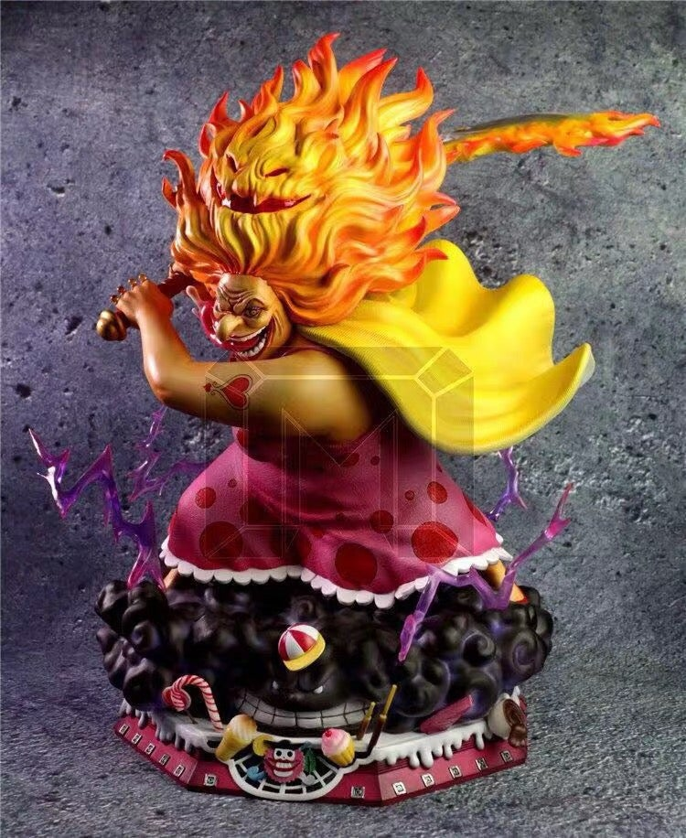 Image of [In-Stock]One Piece Model Palace Studio Big Mom Resin Statue