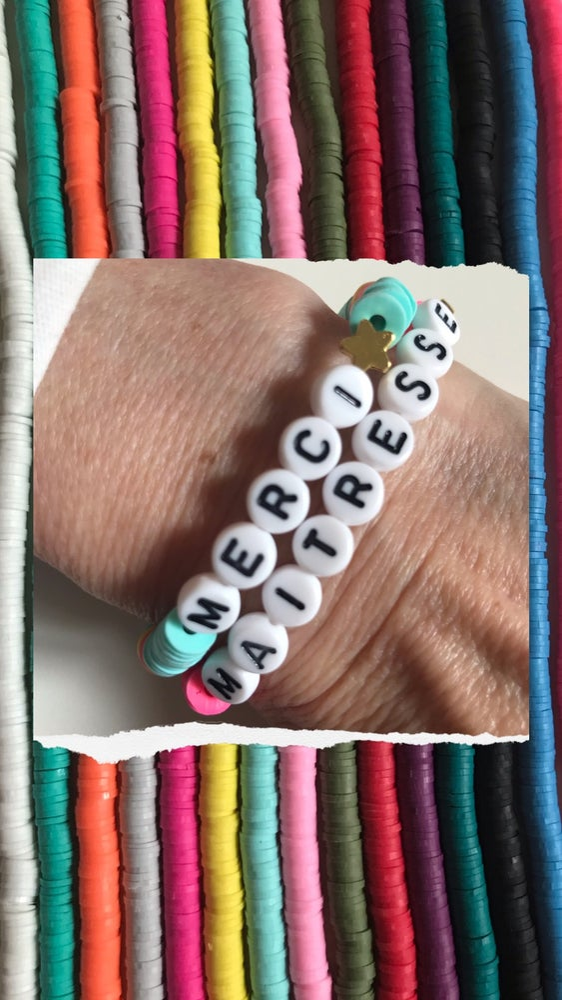 Image of Bracelet «Maîtresse»