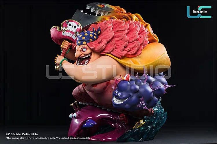 Image of [In-Stock] One Piece UCS Studio Big Mom Resin Statue