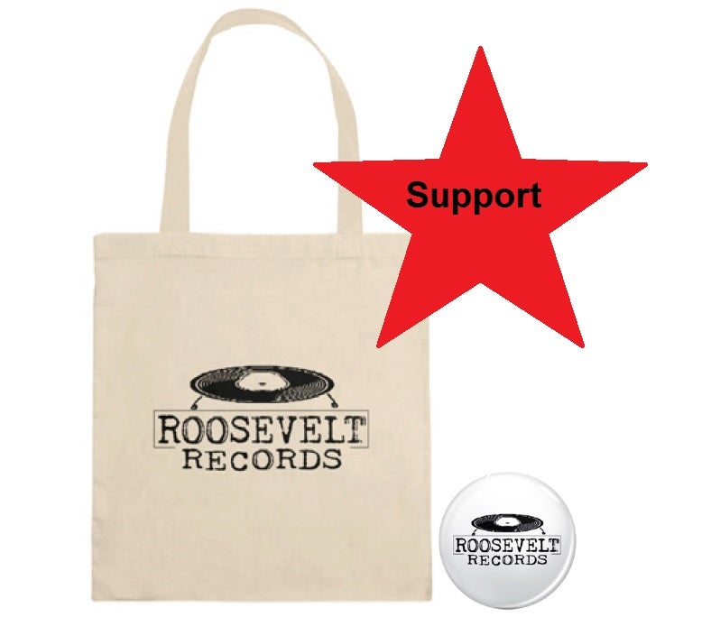 Image of ROOSEVELT RECORDS support