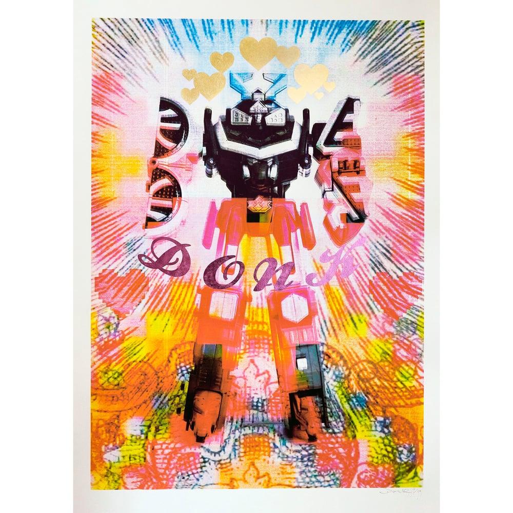 Image of False Idol (Framed)