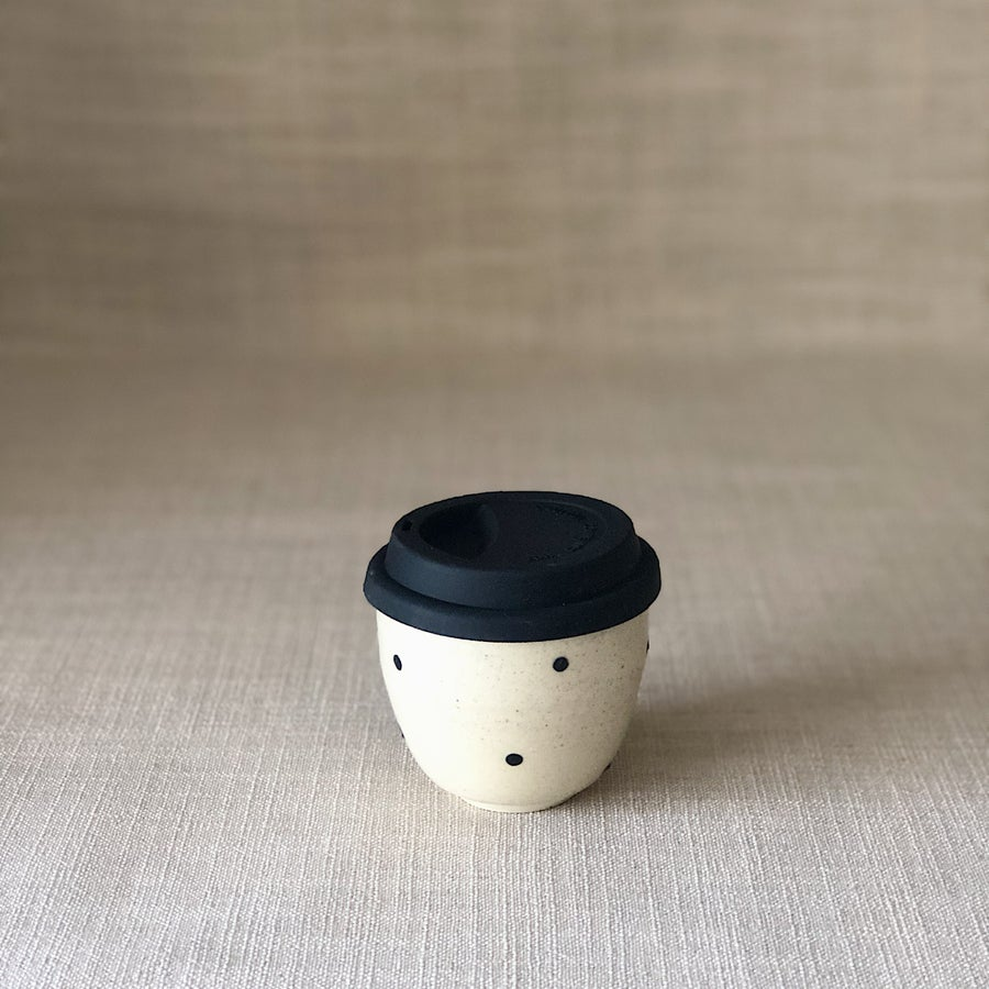 Image of LICORICE SMALL TRAVEL CUP