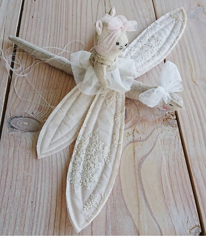 Image of Dragonfly mobile - Made to order