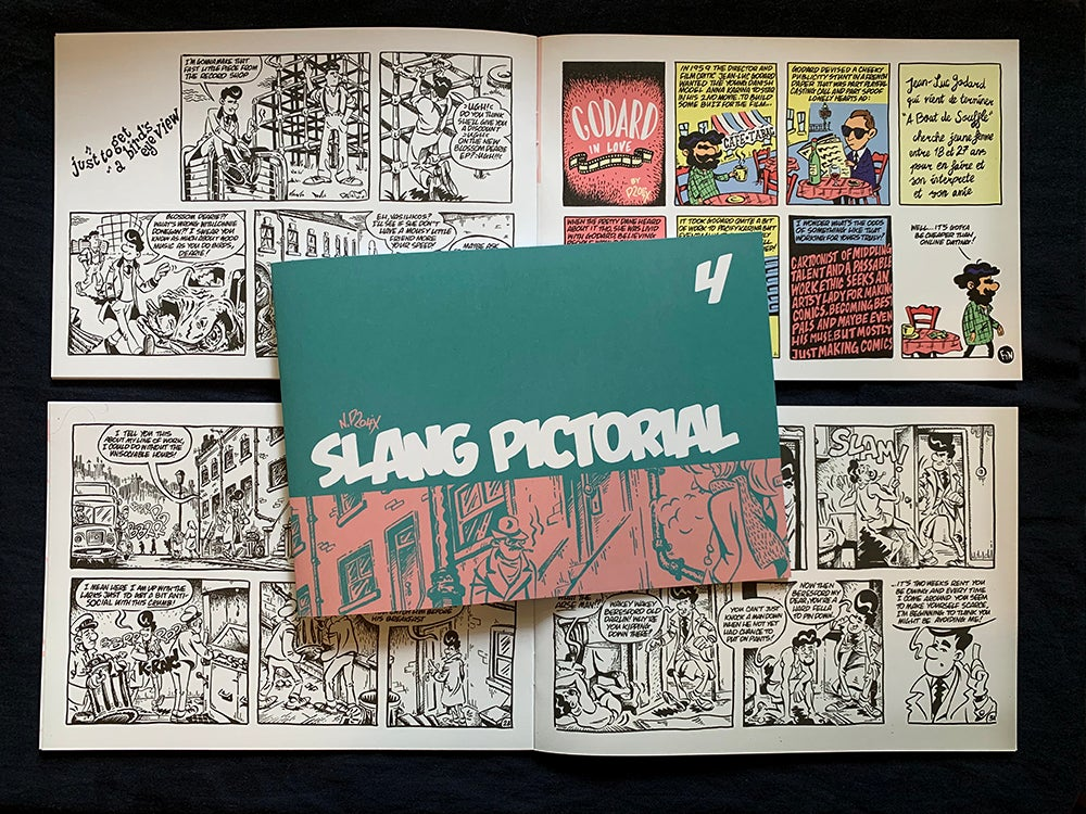 Image of Slang Pictorial 04