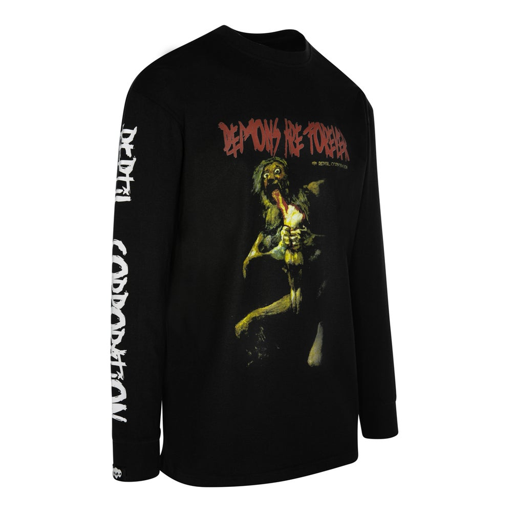 Image of Demons Are Forever Long Sleeve Tee