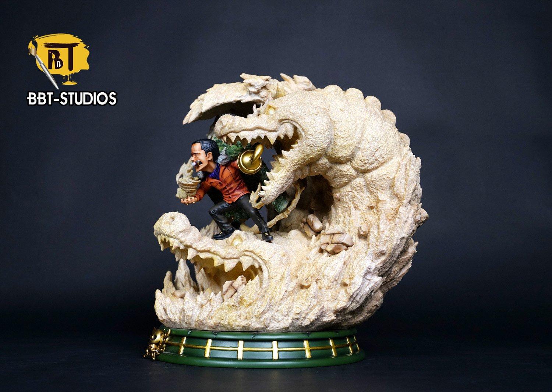 Image of [Pre-Order] One Piece BBT Studio SD Shichibukai Crocodile Resin Statue