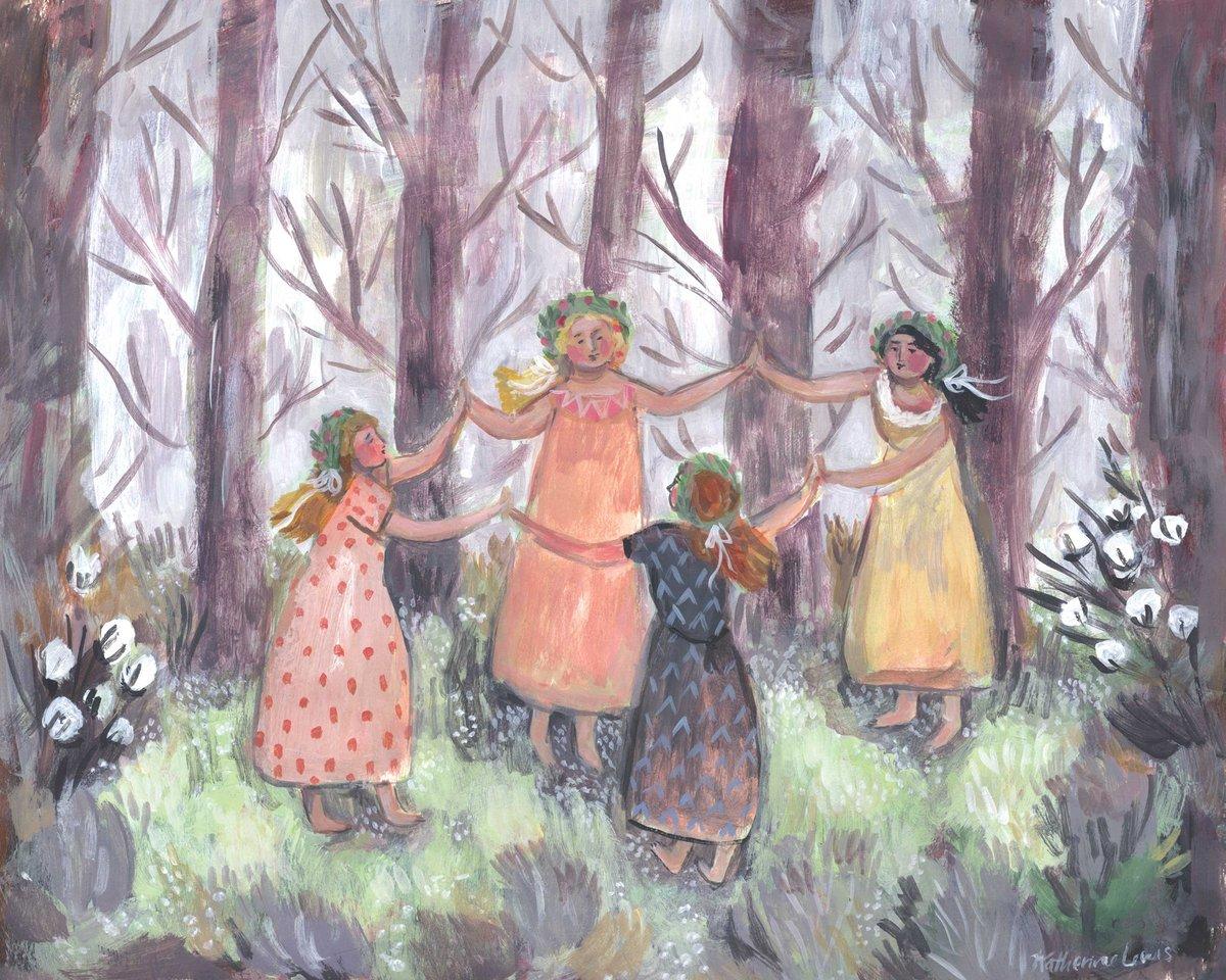 Image of Bring Spring! | Art Print