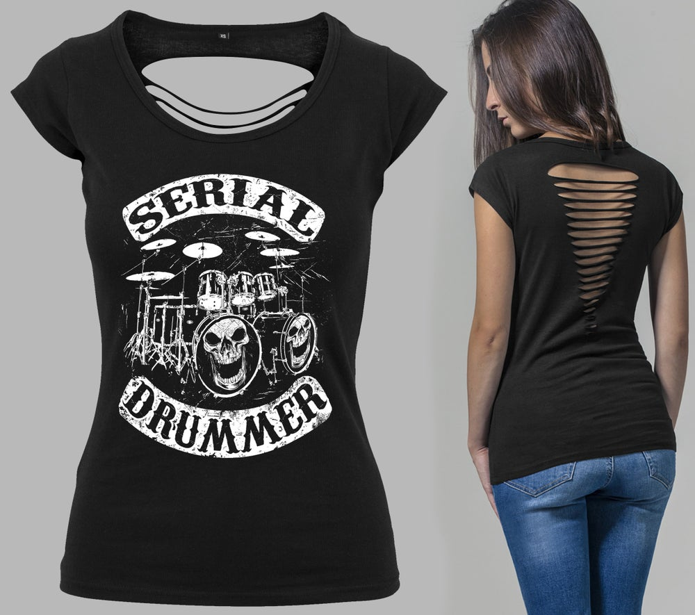 Image of GIRLY DRUMMERS OF ANARCHY