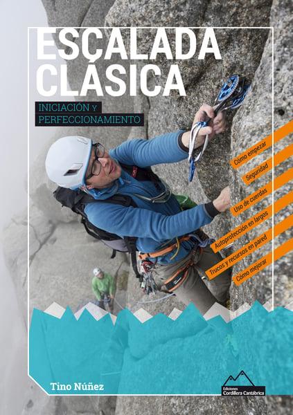 Image of ESCALADA CLÁSICA. INICIACIÓN Y PERFECCIONAMIENTO.