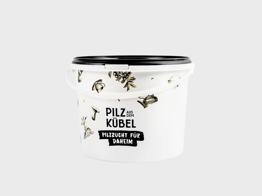 Image of Pilz aus dem Kübel - Pilzzucht für Daheim