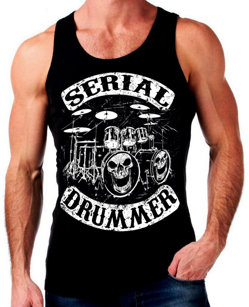 Image of DRUMMERS OF ANARCHY - TANK TOP