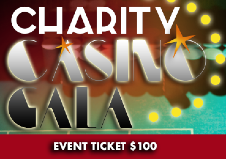Image of Charity Casino Gala Event Ticket