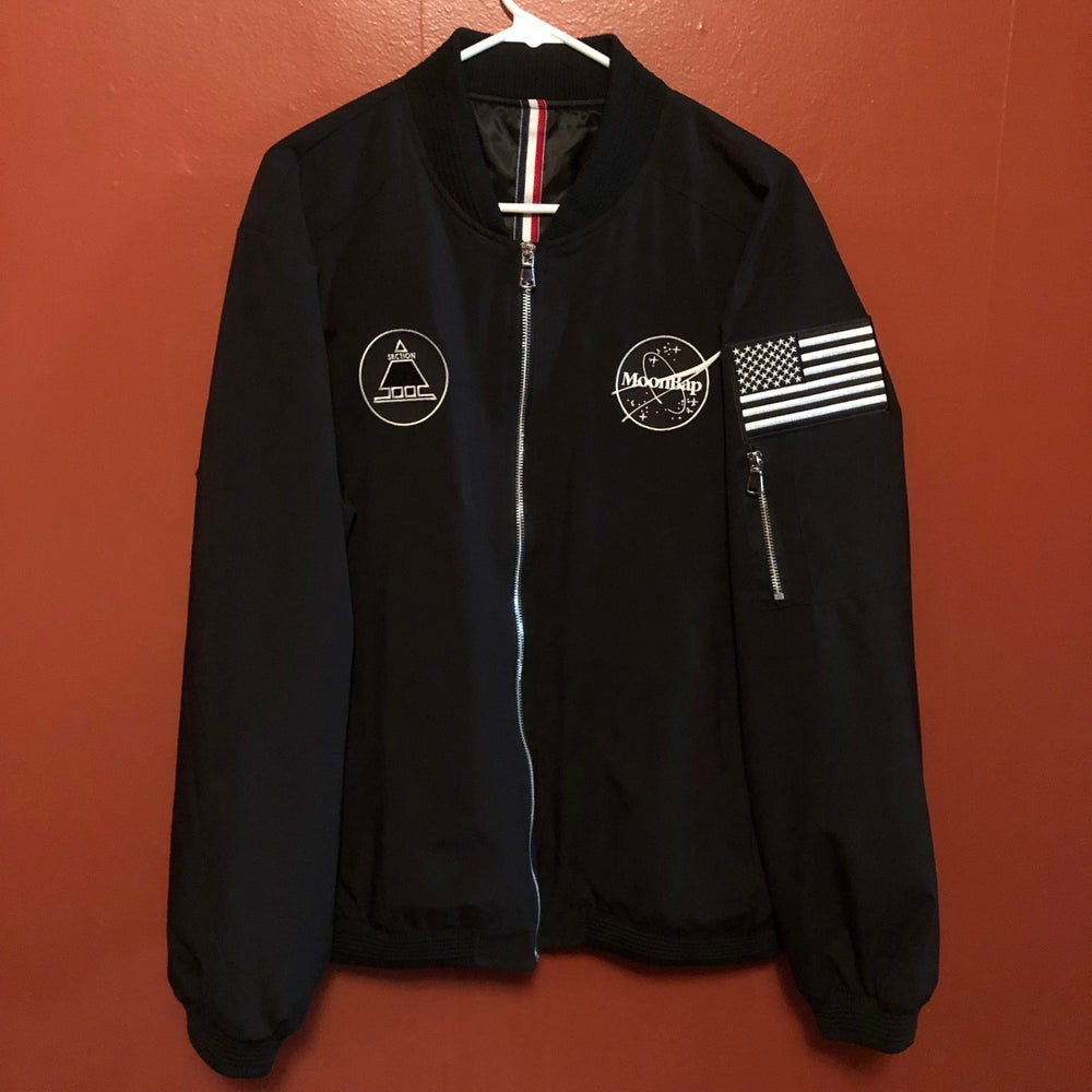 Image of MoonBap Jacket (1 of 10) *LIMITED EDITION*