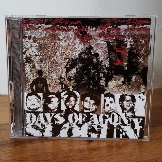 "Image of B!080 Slogun ""Days Of Agony"" CD"