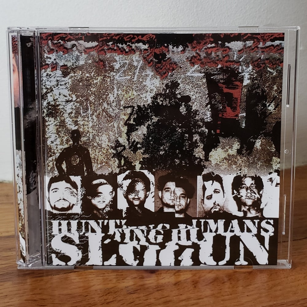 "B!069 Slogun ""Hunting Humans"" CD"