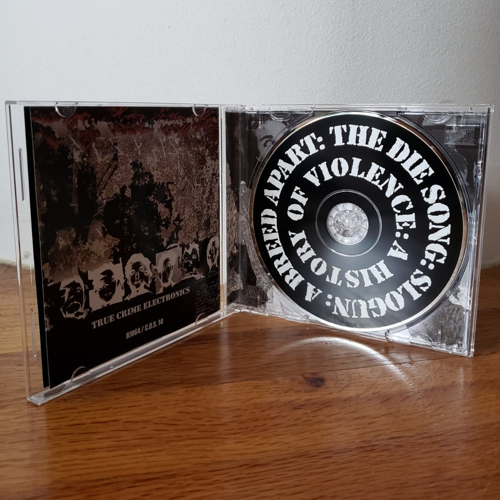 "B!064 Slogun ""A Breed Apart""/""The Die Song"" CD"