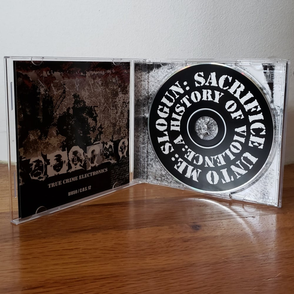"B!059 Slogun ""Sacrifice Unto Me"" CD"