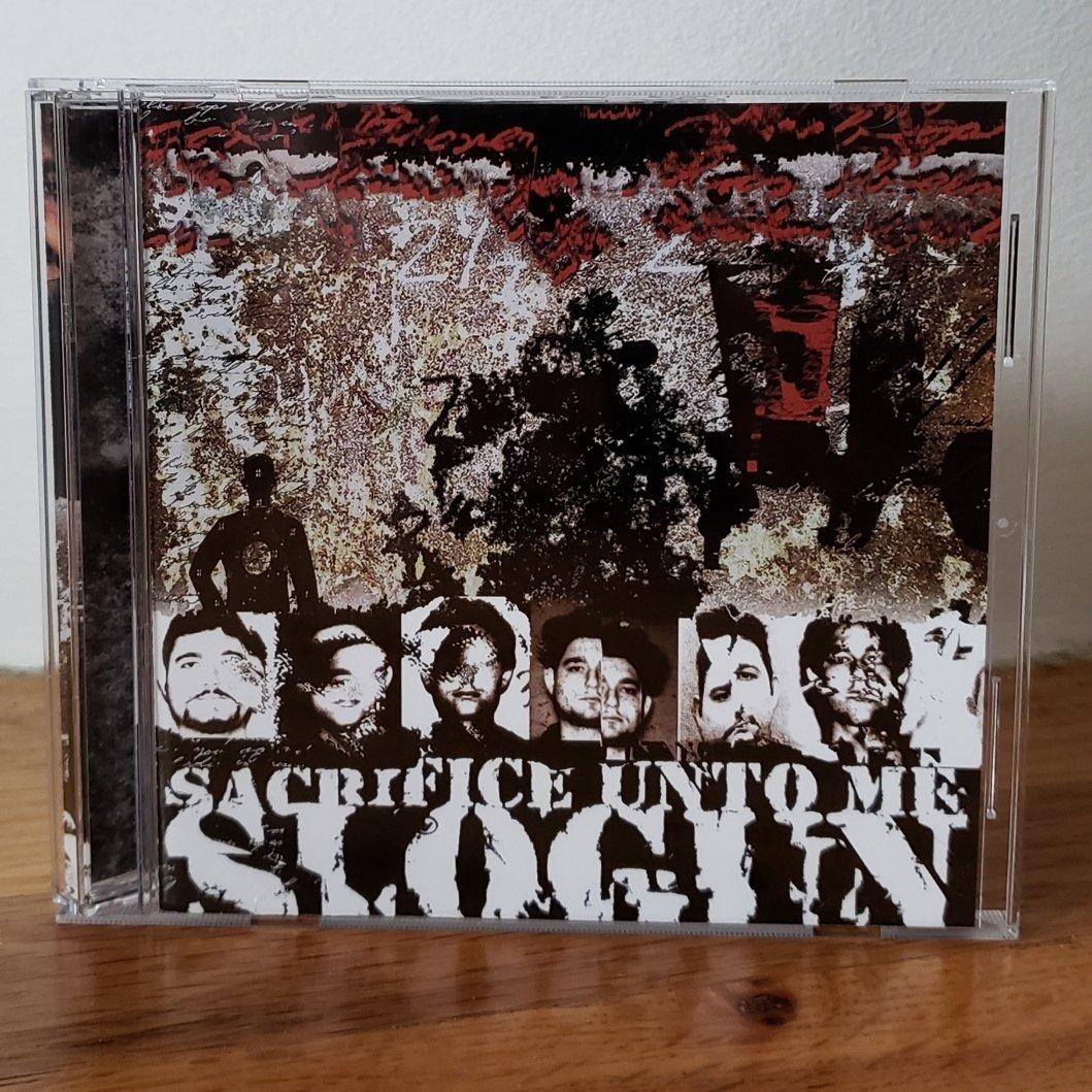 "Image of B!059 Slogun ""Sacrifice Unto Me"" CD"