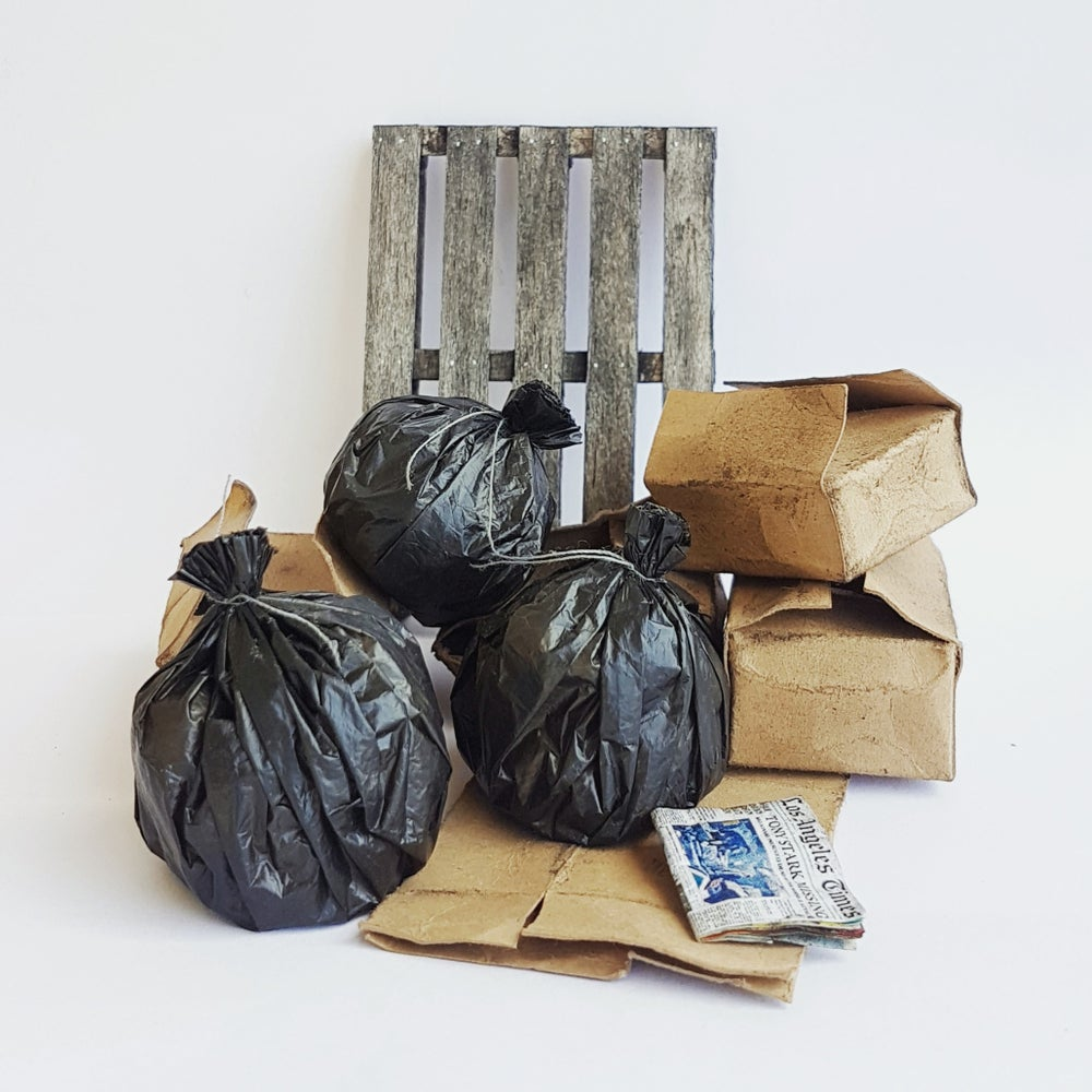 Image of 1/18 TRASH SET