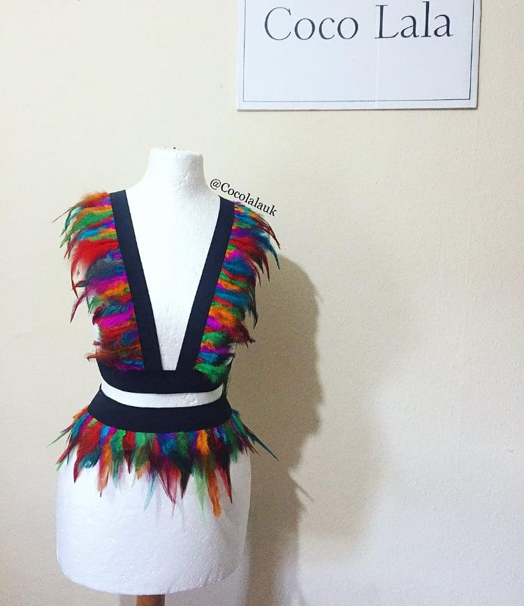 Image of Pride Harness Set