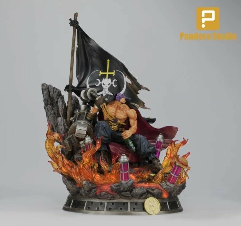 Image of One Piece Pandora Studio Zephyr Resin Statue