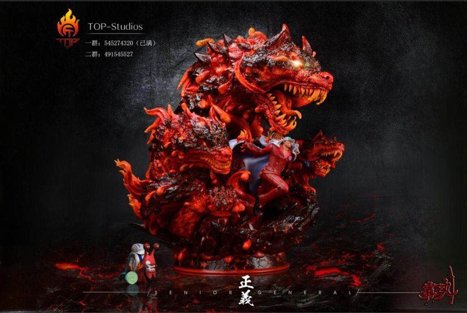 Image of [Pre-Order] One Piece TOP Studio 1/6 Sakazuki Akainu Resin Statue