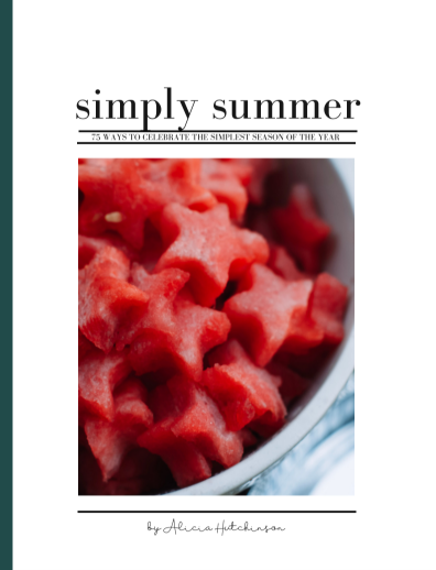 Image of Simply Summer: 75 Ways to Celebrate the Simplest Season of the Year