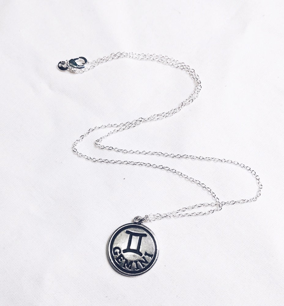 Image of Zodiac Necklaces