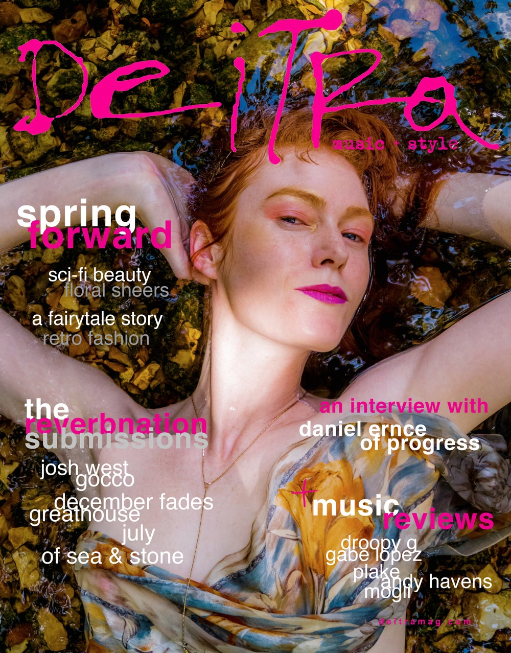 Image of Issue 15: Spring Forward