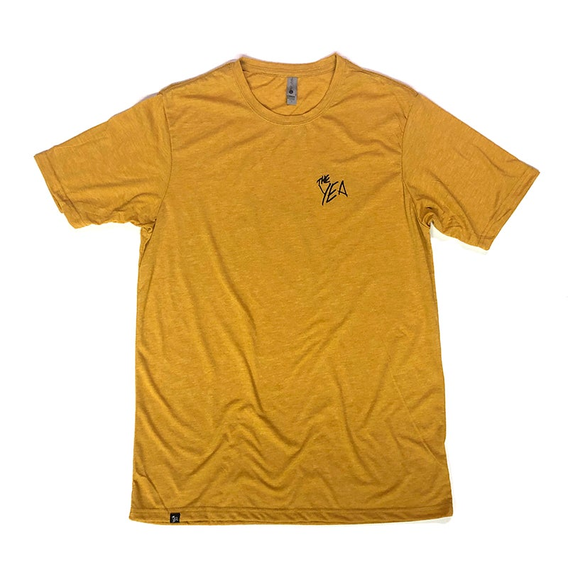 Image of Yea Yella tee