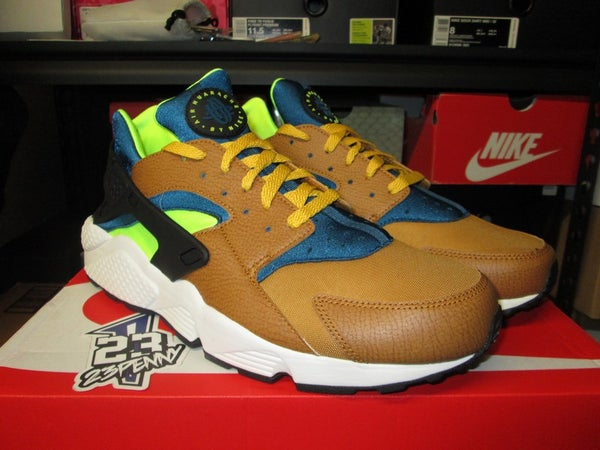 "Air Huarache Run ""Desert Ochre"" - FAMPRICE.COM by 23PENNY"