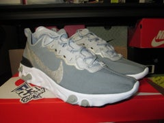"""Nike React Element 55 """"Metallic Silver"""" - FAMPRICE.COM by 23PENNY"""