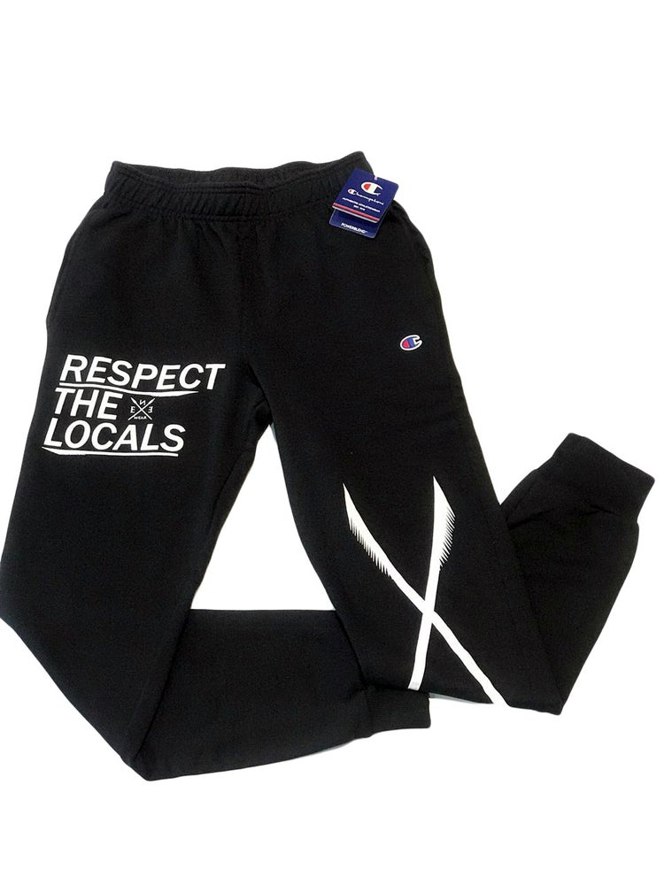 Image of RESPECT SPEAR JOGGERS
