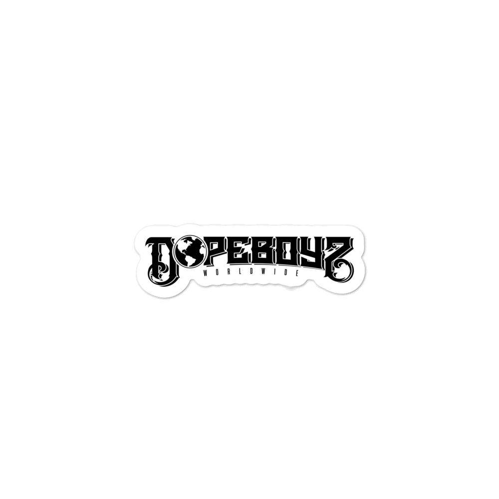 Image of Dopeboyz Worldwide Stickers