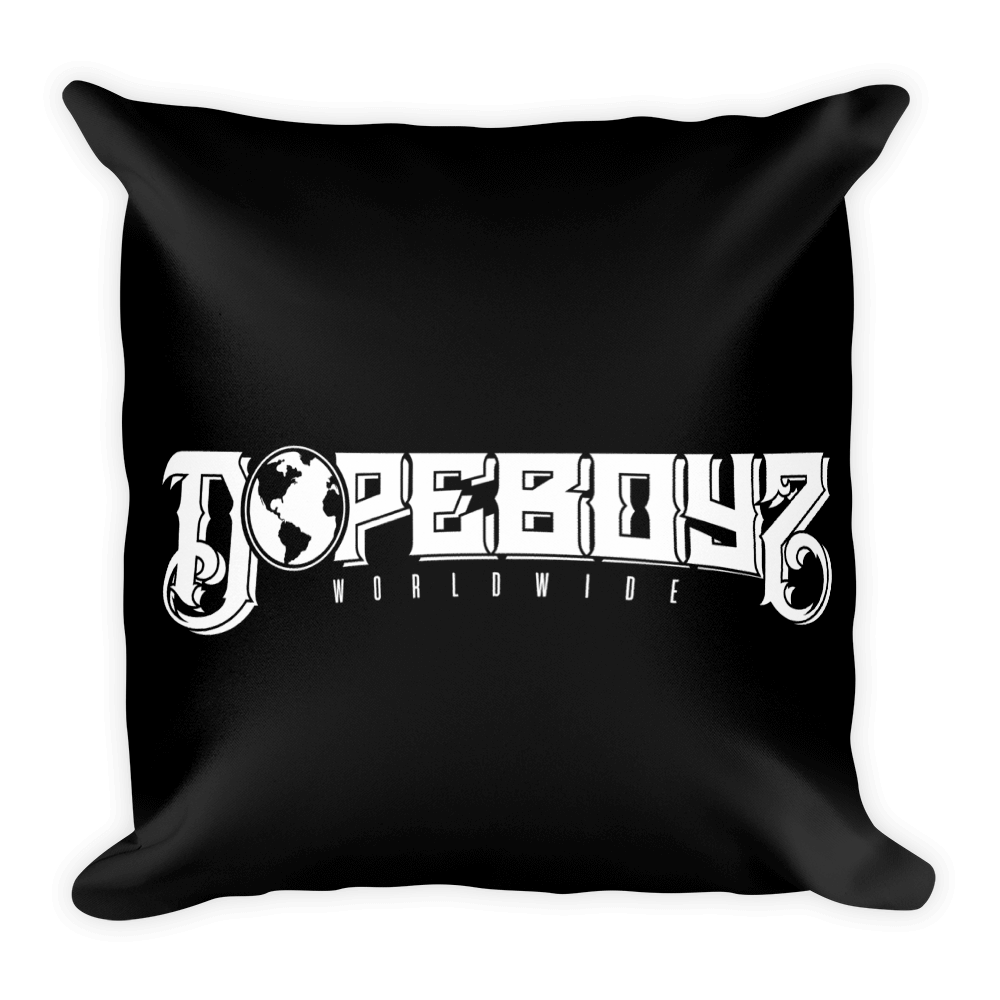 """Image of Dopeboyz """"Throw Pillow"""""""