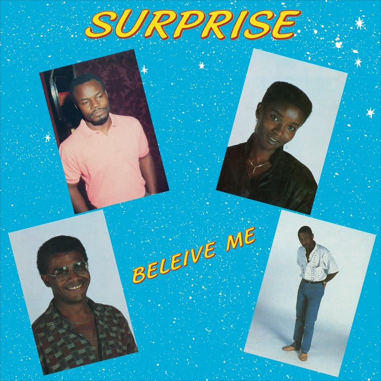 Image of Surprise - Beleive Me