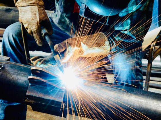 Image of On-Site Mobile Welding
