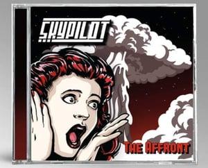 Image of The Affront CD album