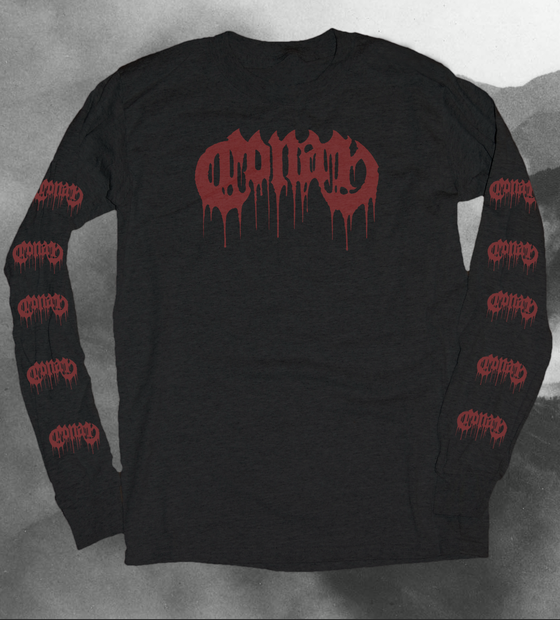 Image of ***NEW DESIGN*** NEW LOGO LONG SLEEVE T SHIRT