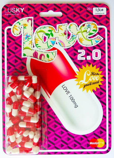 Image of Love 2.0 collectible