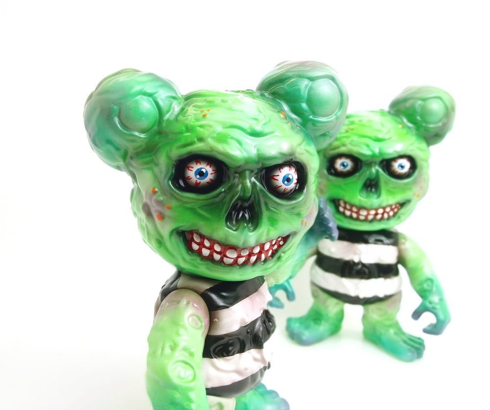 "Image of Bruzzy ""RatFink"" custom by Mickey Yau HK"