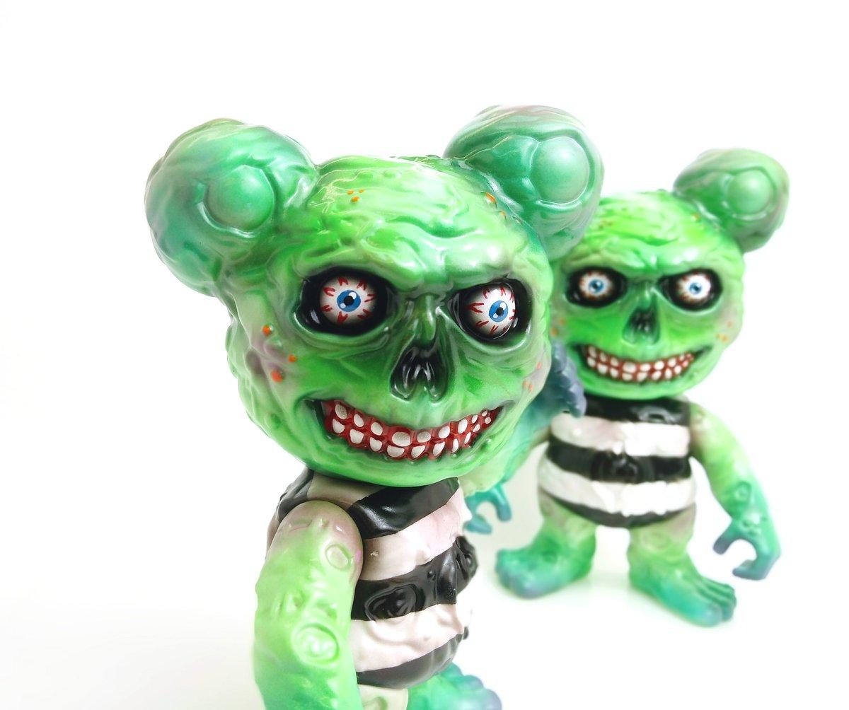 "Image of Bruzzy ""RatFink"" custom by Mickey Yau HK"