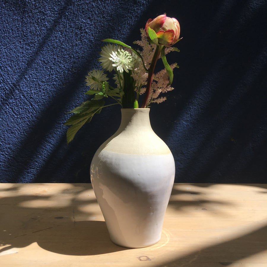 "Image of Vase ""Blanche"""