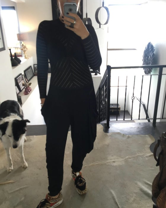 Image of LAVERNE JERSEY PANTS