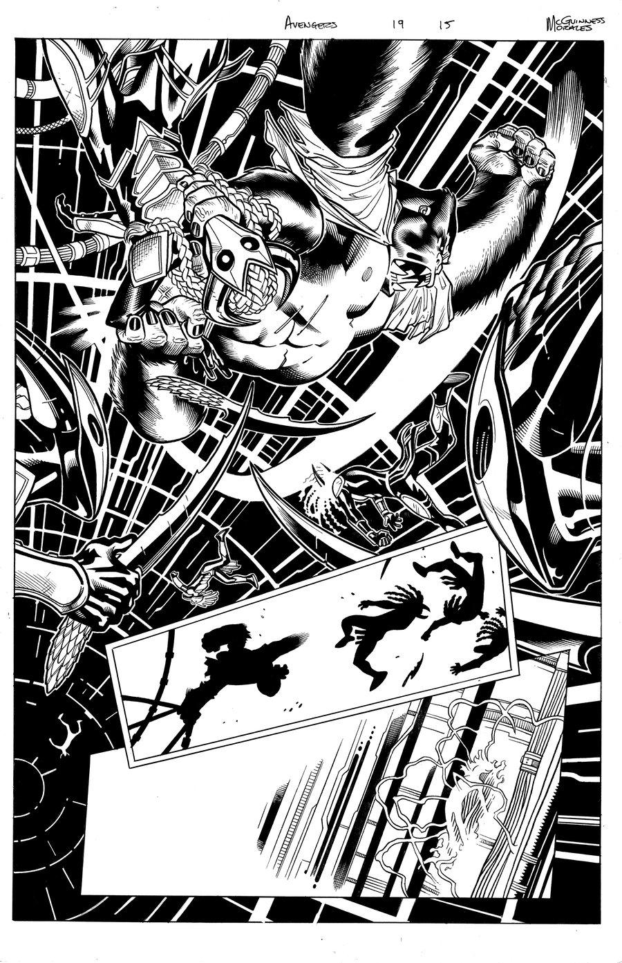 Image of Avengers (2019) #19 pg 15